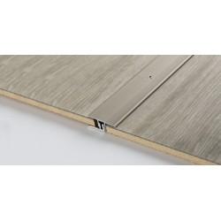 Profil przejściowy aluminium anodowane stal szlachetna 1740058