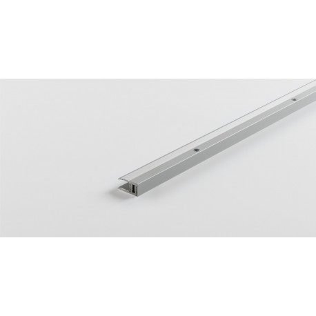 Profil końcowy aluminium anodowane srebrne 1740056
