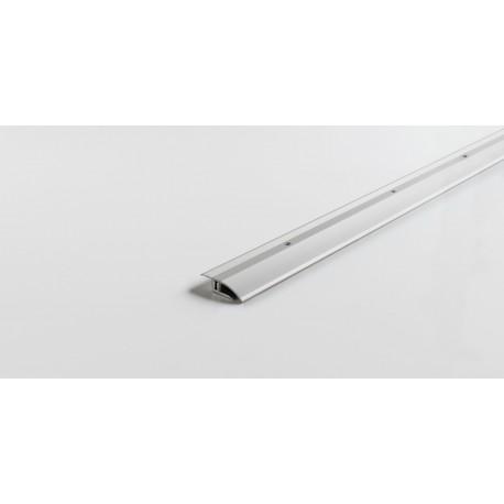 Profil winylowy aluminium anodowane srebrne 1740057
